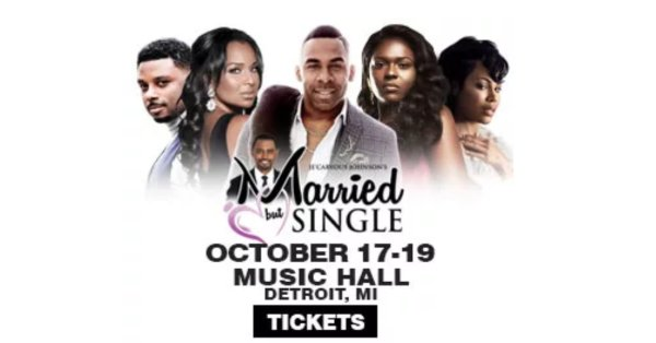 None - Win Tickets to Married But Single