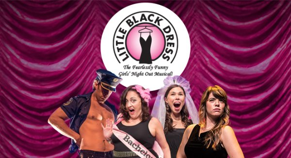 None - Enter to win a pair of tickets to see Little Black Dress at the City Theatre November 7-10