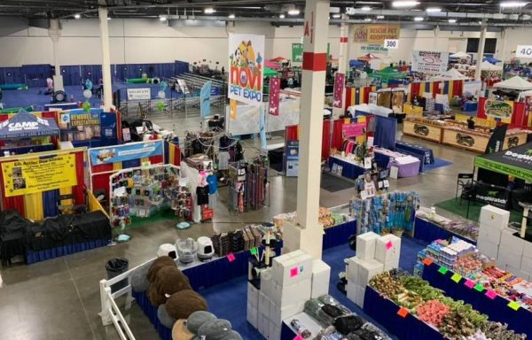 None - Win a 4-pack of tickets to the 2019 Novi Pet Expo!