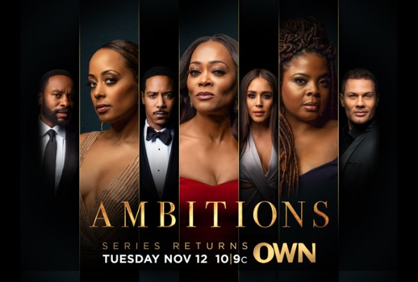 None - Win a $50 Cash Card from Ambitions on OWN