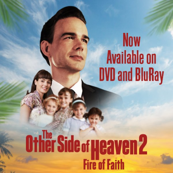 None - Win a copy of The Other Side of Heaven 2