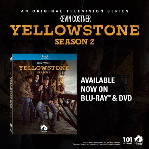 None - Win a copy of Yellowstone: Season 2