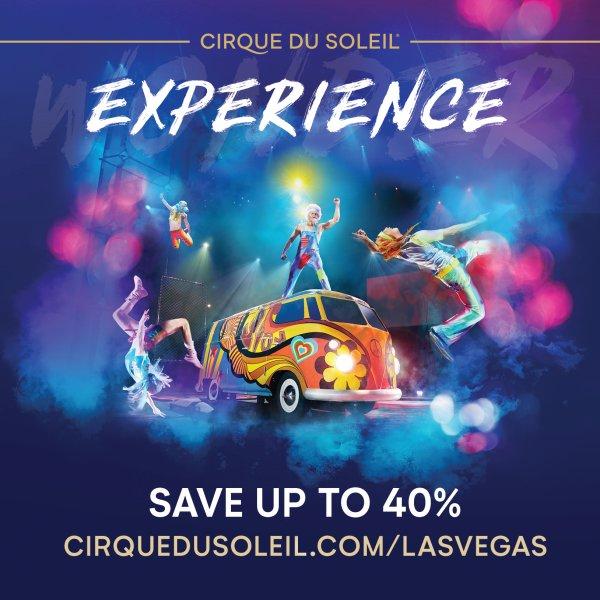 None - Win a Cirque du Soleil prize pack
