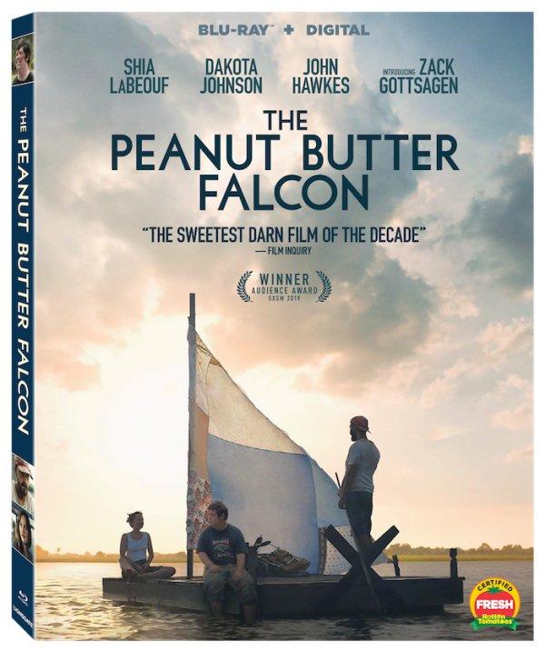 None - Win a copy of The Peanut Butter Falcon