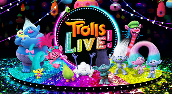 image for Enter to win your tickets to Trolls LIVE!