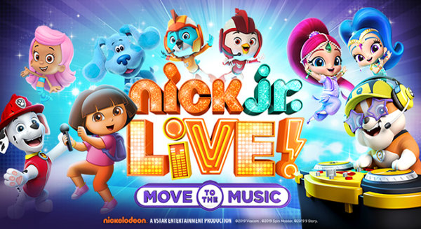 image for Enter to win your tickets to Nick Jr. Live!