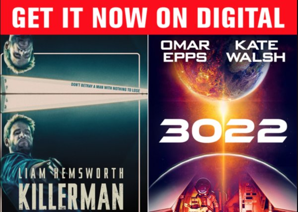 None - Enter to win downloads of Killerman and 3022