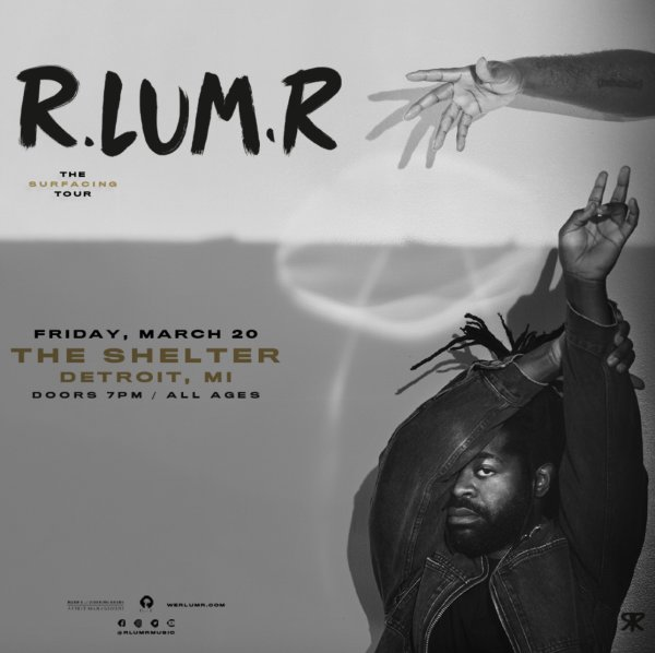 None - Win tickets to R.LUM.R