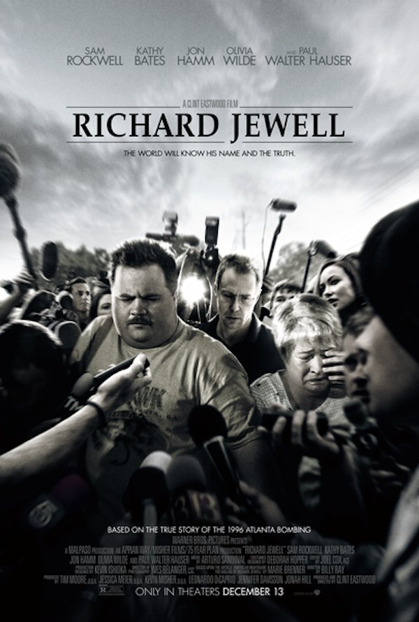None - Win passes to the advance screening of Richard Jewell!