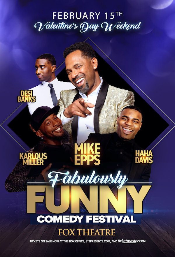 None - Win Tickets to Mike Epps!