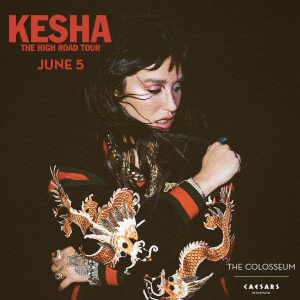 image for Win tickets to see Kesha
