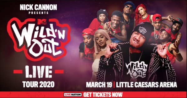 None - Win tickets to Wild N Out!
