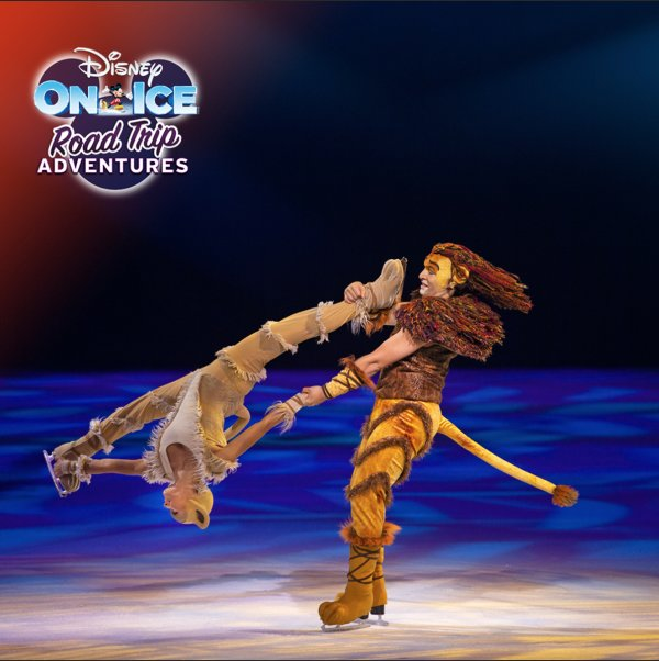 None - Win a Family 4-Pack of tickets to Disney On Ice