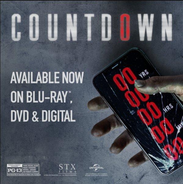 None - Win a copy of Countdown