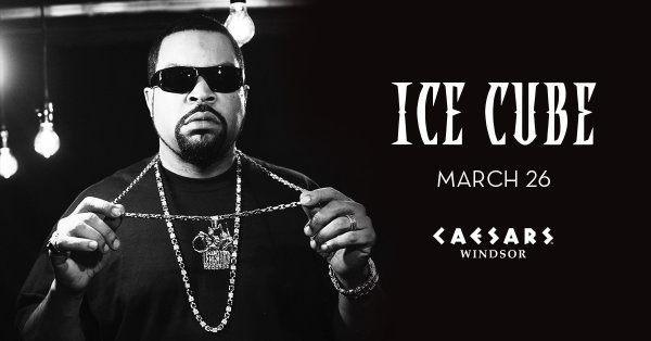 image for Win tickets to Ice Cube
