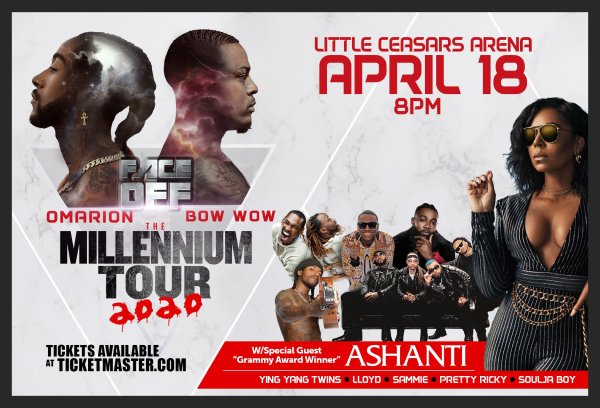 image for Win tickets to the Millennium Tour