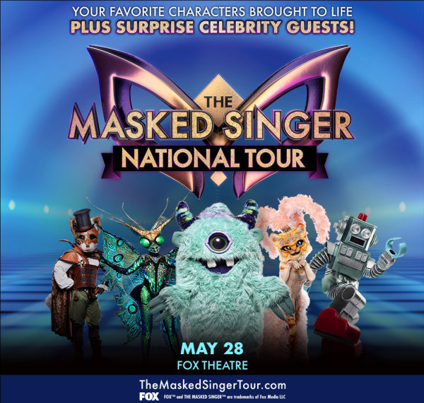 image for Win Tickets to the Masked Singer