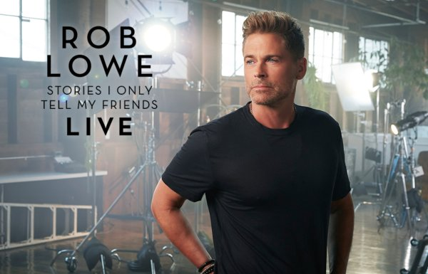 None - Win tickets to see Rob Lowe at the Sound Board