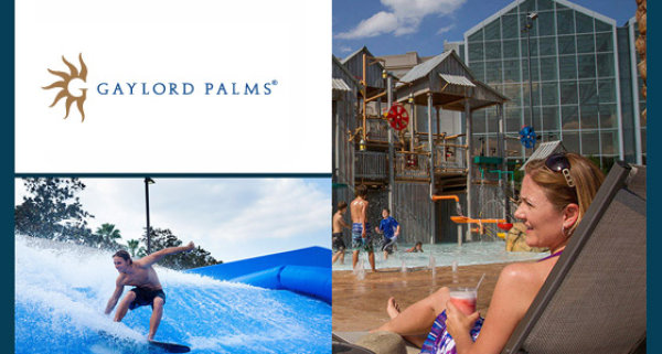 None - Win a Workday Escape at Gaylord Palms Resort in Orlando