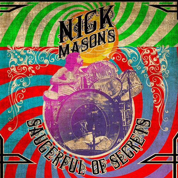 None - Win tickets to see Nick Mason