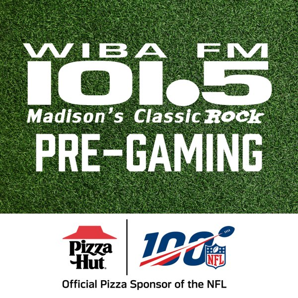 None - Win a Pizza Party from Pizza Hut to watch the Green and Gold!