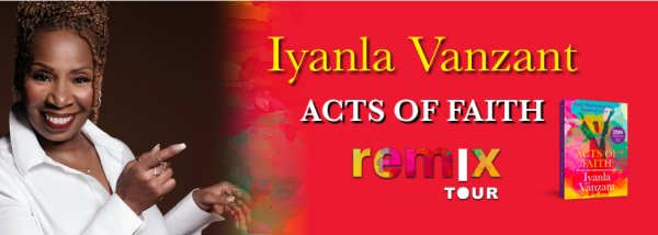 None - Iyanla Vanzant Acts of Faith Tour