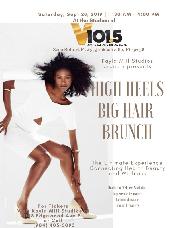 None - High Heels and Big Hair