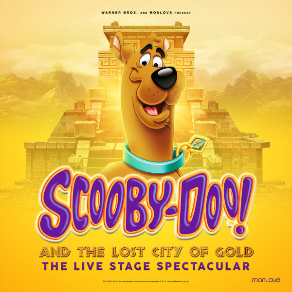None - Scooby-Doo and The Lost City Of Gold