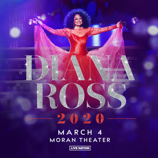 None - Diana Ross Live at the Moran Theater!