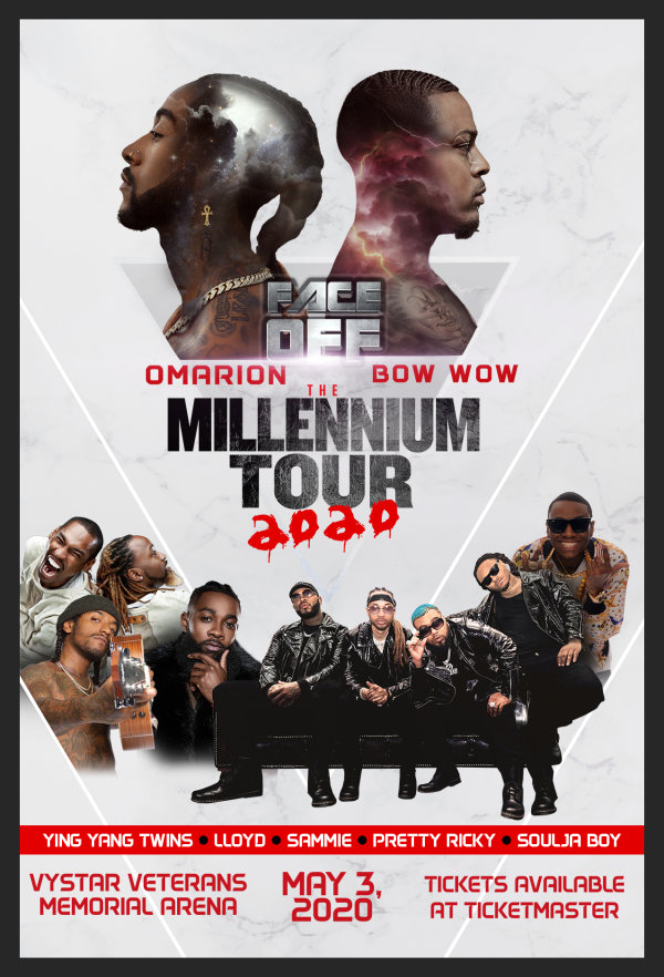 None - Millennium Tour 2020