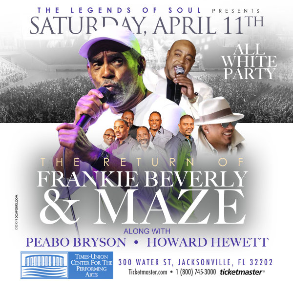 None - The Legends of Soul Presents The Return Of Frankie Beverly and Maze