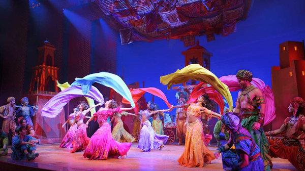 None - Win Tickets to Disney's Aladdin at The Des Moines Civic Center!