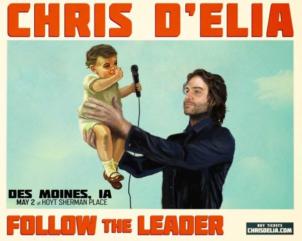 None - Win Tickets to Chris D'Elia!