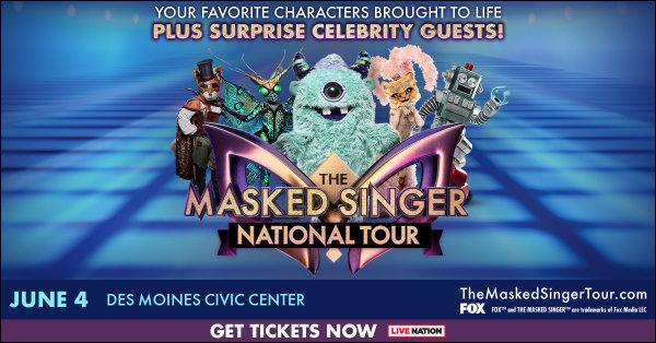 image for The Masked Singer Live
