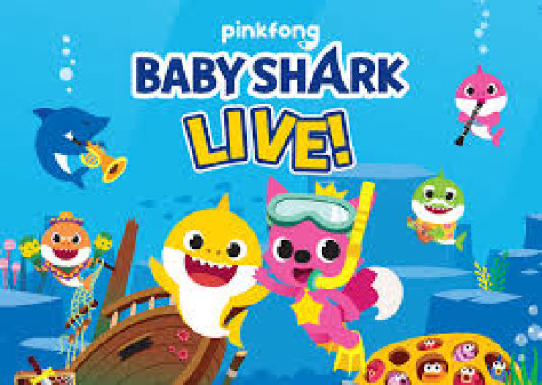 None - Win Tickets to Baby Shark LIVE!