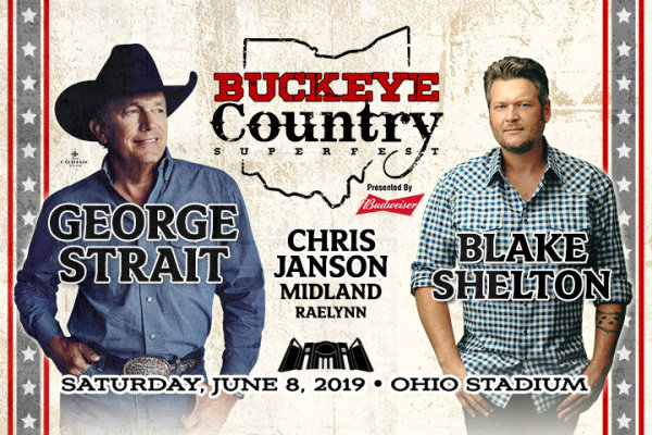 None - Buckeye Country Superfest 2019