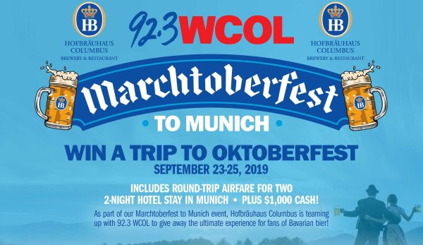None - Oktoberfest Trip to Germany