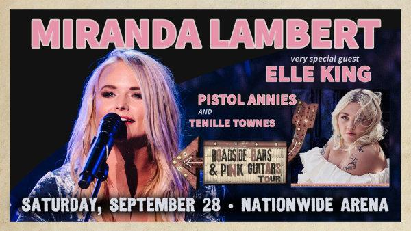 None - Miranda Lambert Tickets