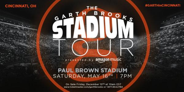 None - Garth Brooks Stadium Tour