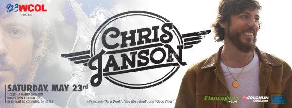 None - Chris Janson