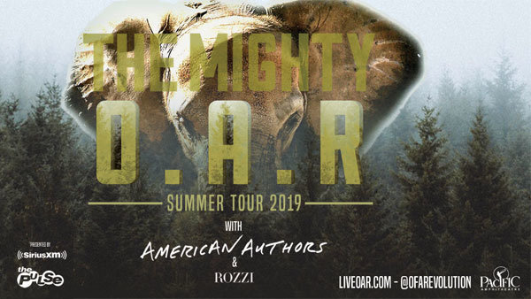 None -  O.A.R with American Authors at Pacific Amphitheatre/OC Fair (8/18) (PAIR)