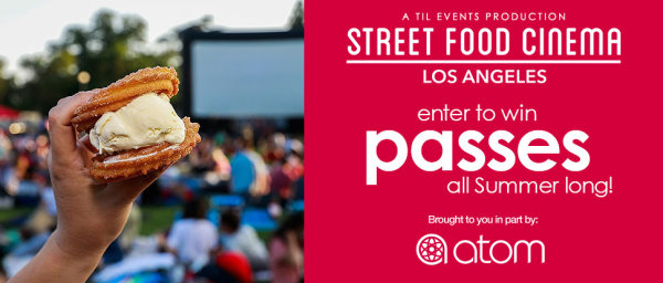 None - Enter To Win Street Food Cinema Passes All Summer Long!