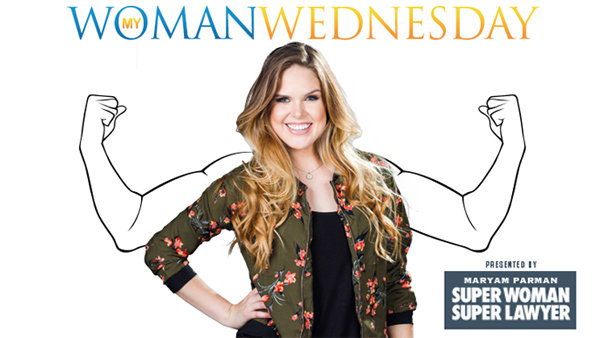 None - MY Woman Wednesday