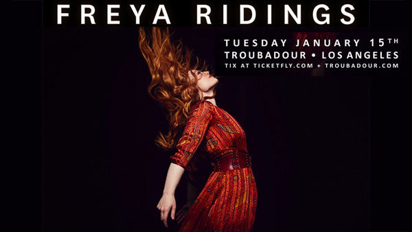 None - Freya Ridings at the Troubadour (1/15) (PAIR)