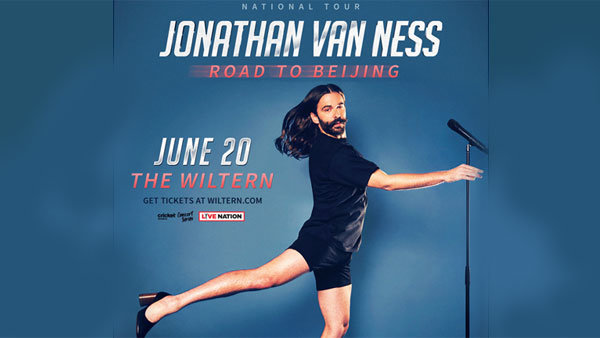 None - Jonathan Van Ness at The Wiltern (6/20)