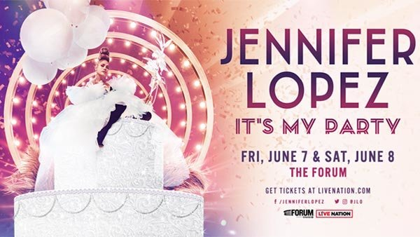 None - Jennifer Lopez at The Forum (6/7)