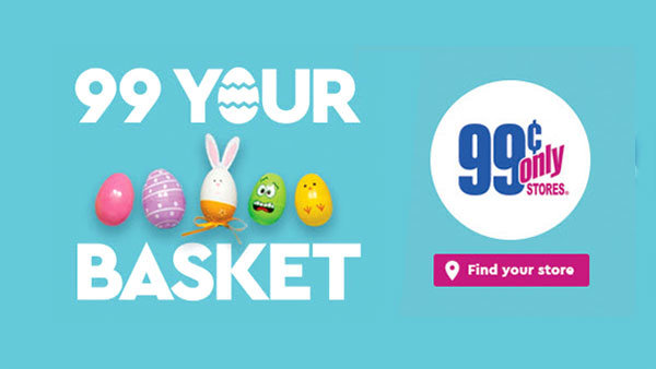 None - $99 Gift Card to the 99 Cents Only Store