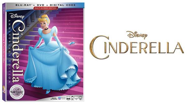 None - Walt Disney's CINDERELLA Anniversary Edition (Multi Screen Edition)clone)