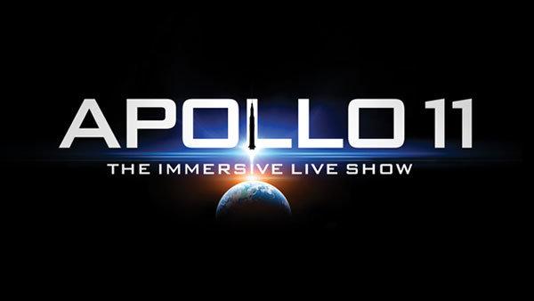 None - APOLLO 11 – The Live Immersive Show (7/5) (PAIR) + $100 Gift Card
