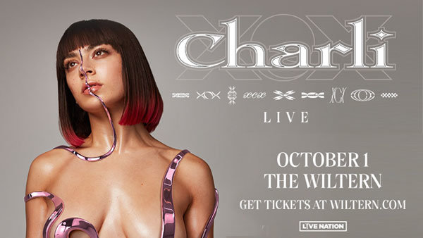 None - Charli XCX at The Wiltern (10/1)